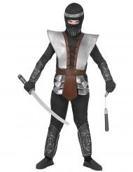 Costume da maestro ninja bambino