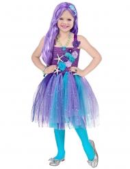 Costume da sirena affascinanate bambina