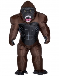 Costume gorilla gonfiabile adulto