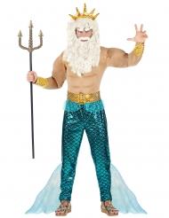 Costume dio dei mari adulto