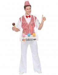 Costume da gelataio per uomo