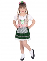 Costume giovane bavarese bambina