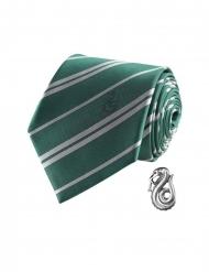 Replica cravatta deluxe con spilla Serpeverde