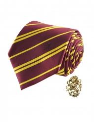 Replica cravatta con spilla Grifondoro Harry Potter™