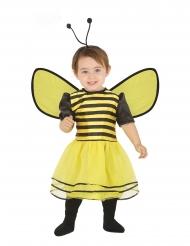 Costume da piccola ape per neonato