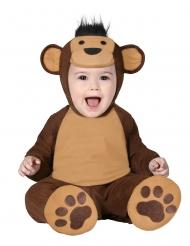 Costume tuta da scimmietta per neonato
