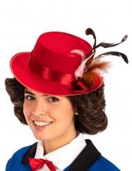 Cappello rosso da baby sitter inglese
