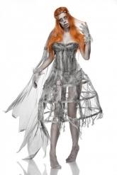 Costume da sposa cadavere per donna