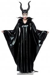 Costume strega malefica per donna