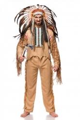 Costume da indiano deluxe per uomo