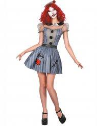 Costume da bambola ricucita per donna