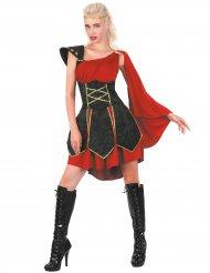Costume da gladiatrice donna