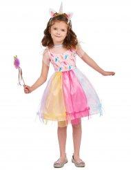 Costume unicorno per bambina