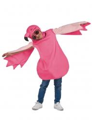 Costume fenicottero rosa per bambina