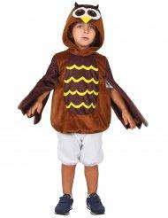 Costume da gufo per bambino