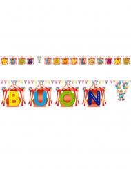 Ghirlanda Buon Compleanno Circo