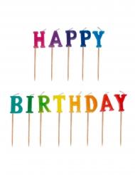 13 candeline Happy Birthday