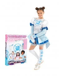 Costume cofanetto deluxe Jasmine Miracle Tunes™ per bambina
