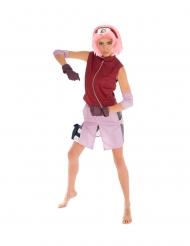 Costume Sakura Haruno Naruto™ per donna