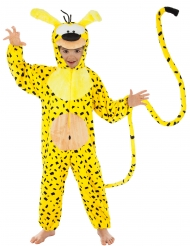 Costume Tuta da Marsupilami™ per bambino