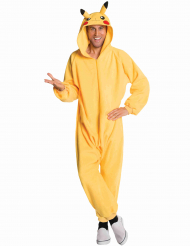 Costume tuta Pikachu™ adulto