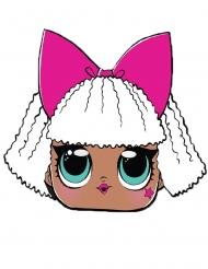 Maschera in cartone Diva LOL Surprise™