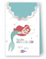 6 Buste regalo in cartone premium Ariel™