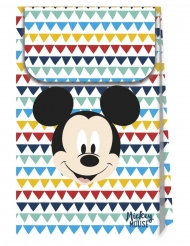 6 Buste regalo in cartone premium Mickey™
