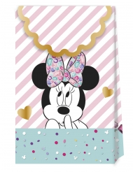 6 Buste regalo in cartone premium Minnie™