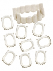 Set 10 dentiere vampiro