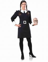 Costume Mercoledì Famiglia Addams™ adulto
