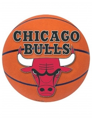 Decorazione in cartone basket NBA Chicago Bulls™ 30 cm