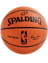 18 Piattini in cartoncino NBA Spalding™