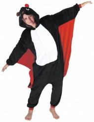 Costume tuta da pipistrello per adulto