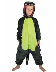 Costume da dinosauro tuta per bambino