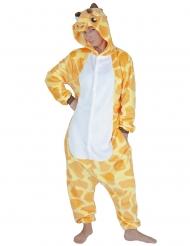 Costume da giraffa per adulto