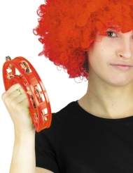 Tamburello rosso 40 cm