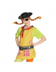 Kit Pipi calzelunghe™ Pirata per bambina