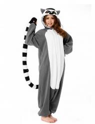 Costume Kigurumi™ Lemure per adulto