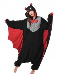 Costume Kigurumi™ Pipistrello per adulto