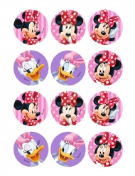 12 Decorazioni di amido per biscotti Minnie™