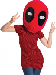 Maschera gigante da mascotte Deadpool™ per adulto