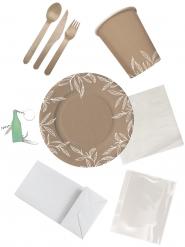 Kit picnic ecologico 4 persone