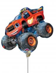 Palloncino in alluminio Blaze e le megamacchine™ 25 x 20 cm