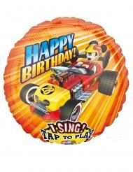 Palloncino in alluminio musicale Topolino Roadster Racers™