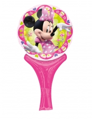 Palloncino in alluminio Minnie™ 15 x 30 cm