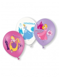 6 Palloncini in lattice Principesse Disney™