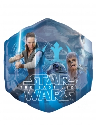 Palloncino in alluminio Star Wars Gli ultimi jedi3 55 x 58
