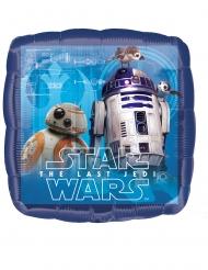 Palloncino in alluminio Star Wars™ Gli ultimi jedi 43 cm