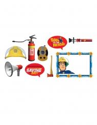9 accessori photobooth Sam il pompiere™